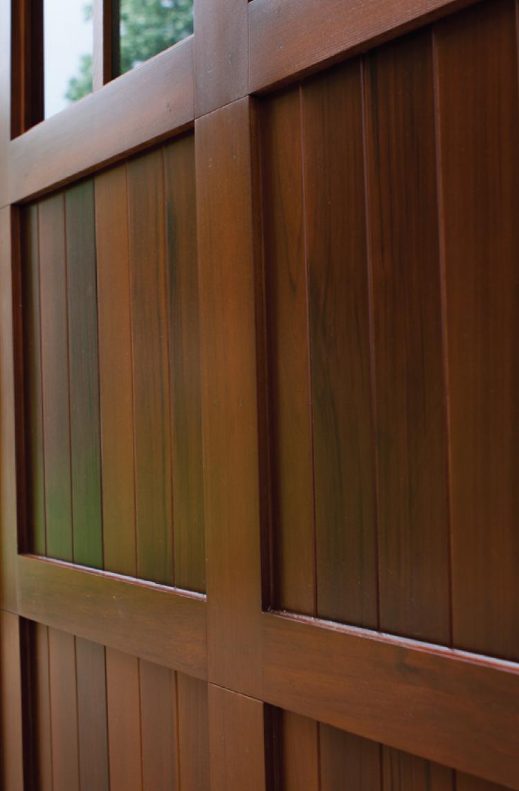 four panel garage doors gorgeous home design designer doors