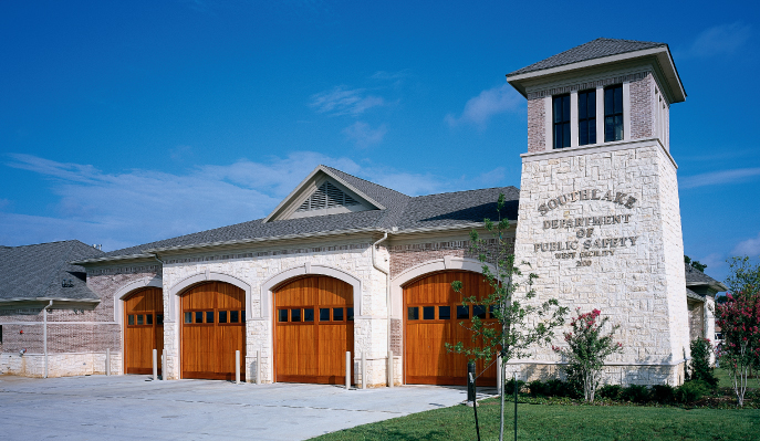 Hurricane Custom Designed Garage Doors with Windows