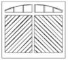 Millwork Herringbone