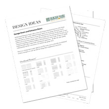 Download our Design Guide for more design ideas.