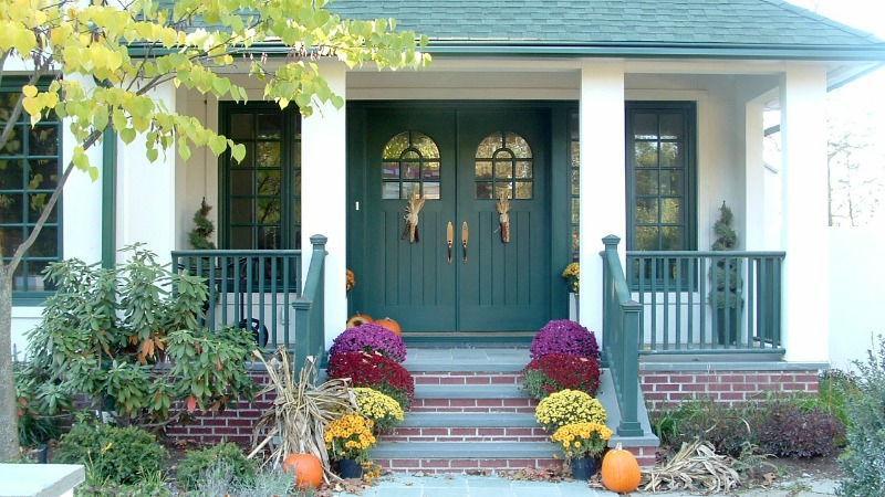 Spanish,  Mediterranean, Southwest Style wooden entrance doors