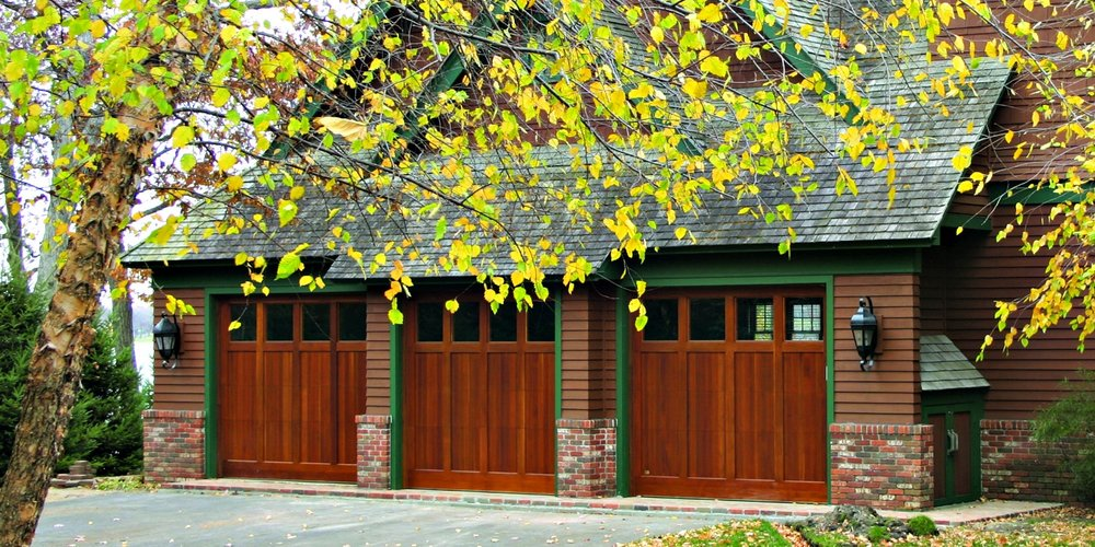 CUSTOM MADE GARAGE AND ENTRANCE DOORS
