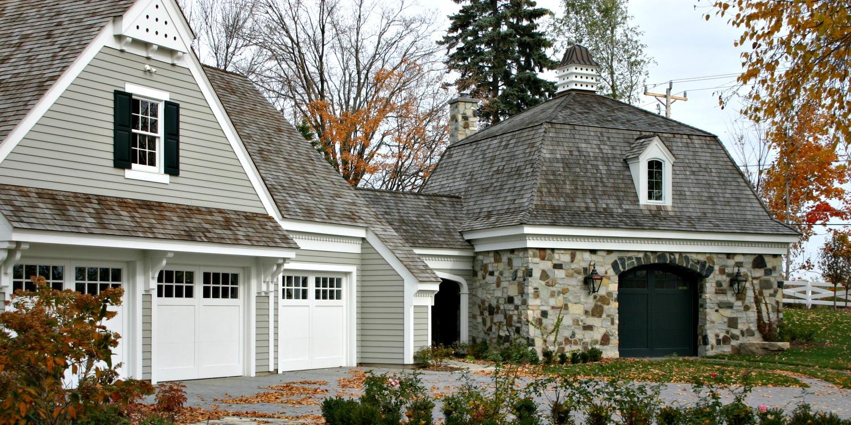 cottage garage doorsDesigner Doors
