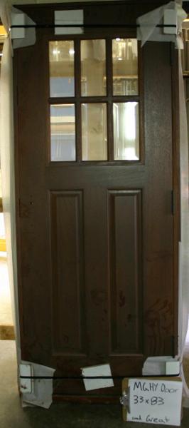 Door 4 - 2228 Entry - $1,250
