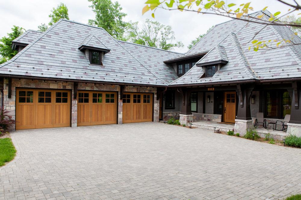 Designer Doors door design for The Stone Cottage
