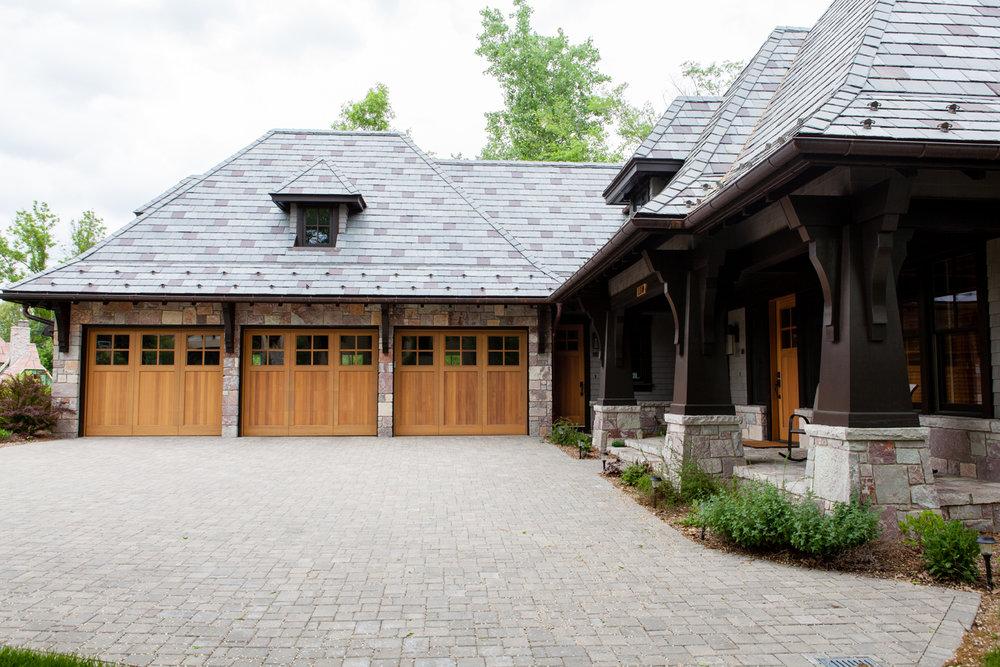 Designer Garage Doors by Designer Doors