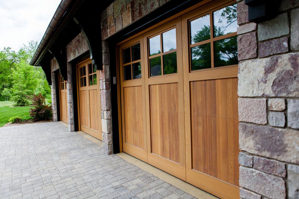 Designer Garage Doors