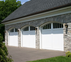 Designer Doors Garage Doors Fit In with Historic Neighbors