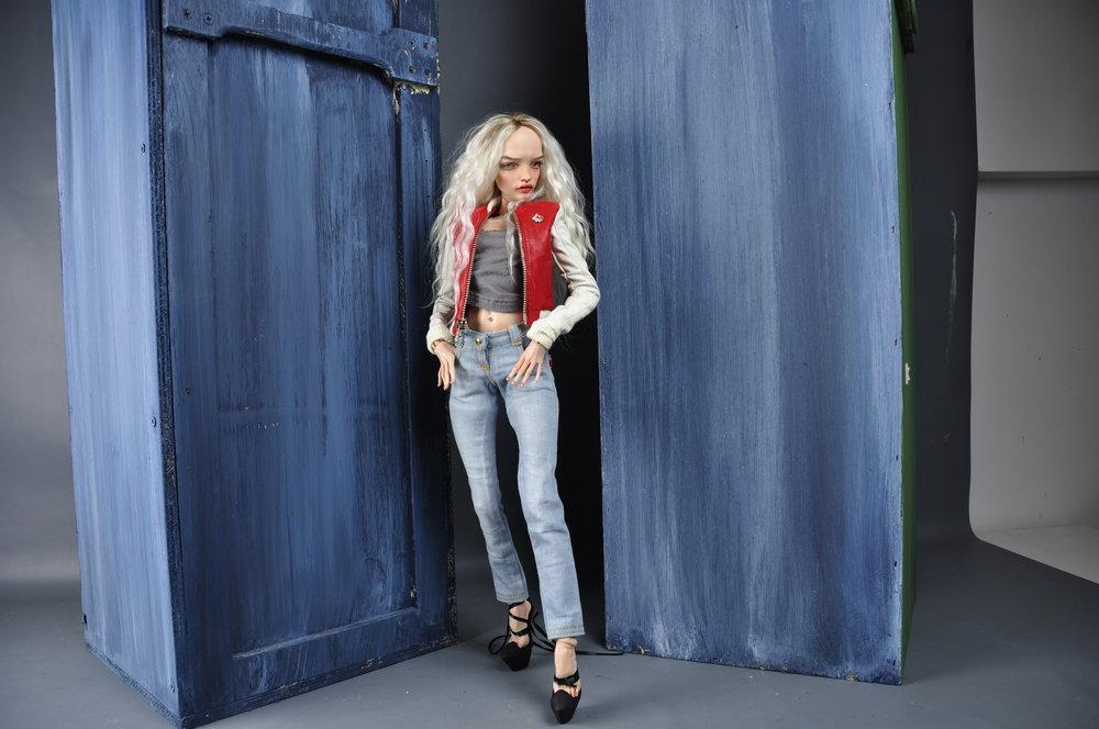 3LYSA   Limited run jeans for PashaPasha Original.   https://www.etsy.com/shop/3lysa
