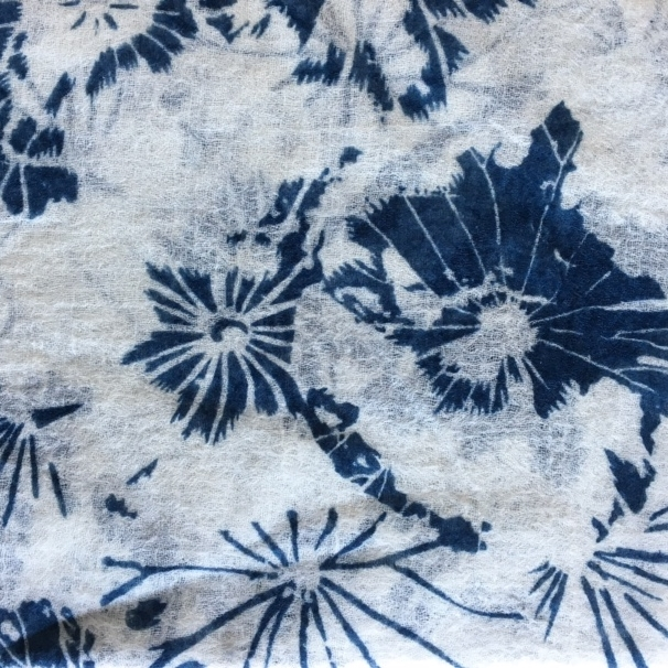 Gossamer Indigo and Chalk