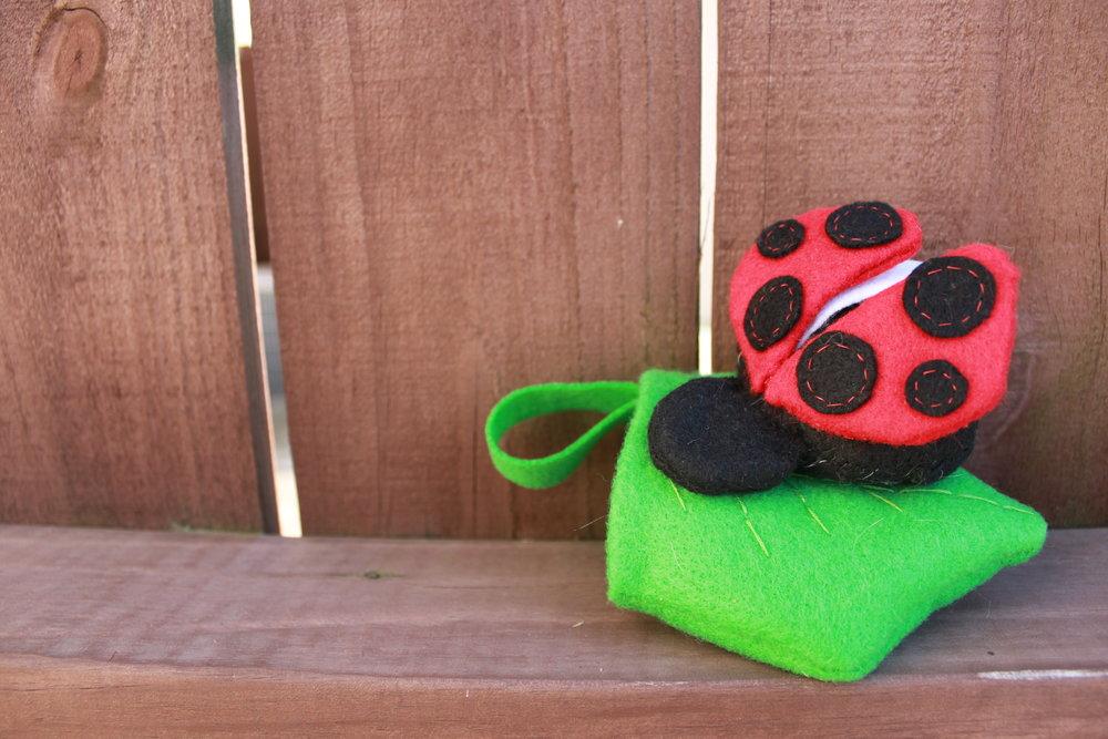 Ladybug Felt, 2011