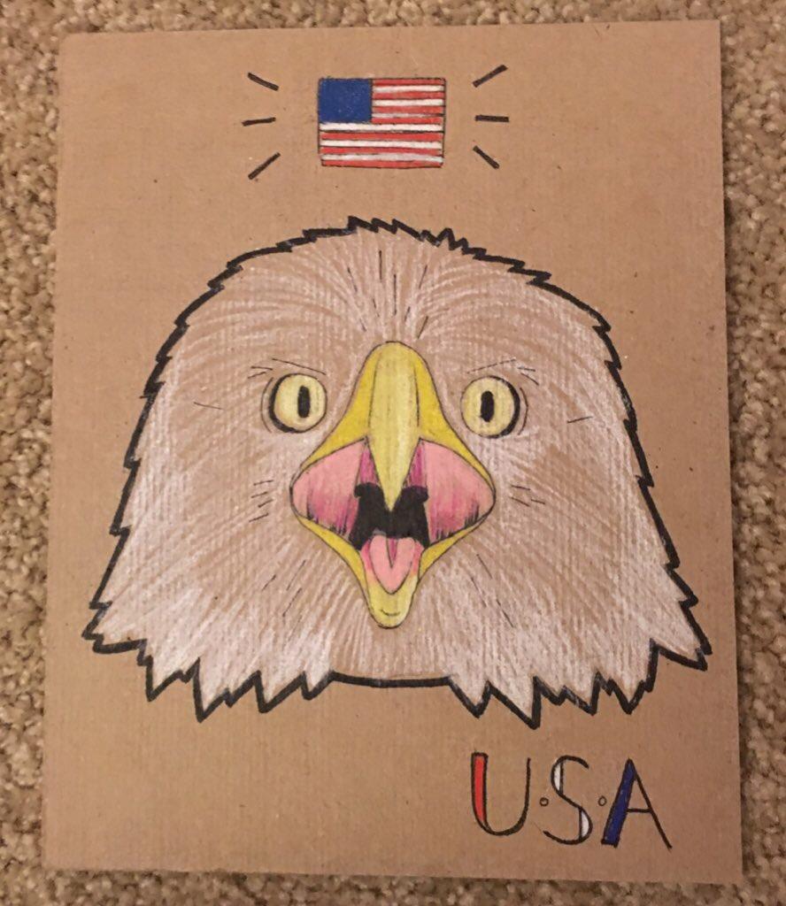 Eagle, 2015