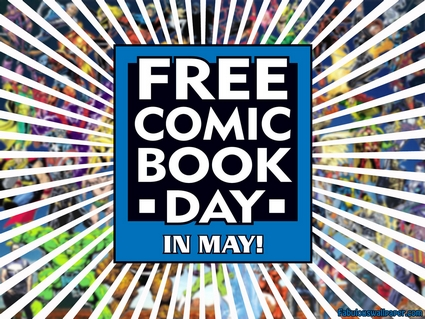 Come out to Comic Quest Evansville on Saturday, May 6th!