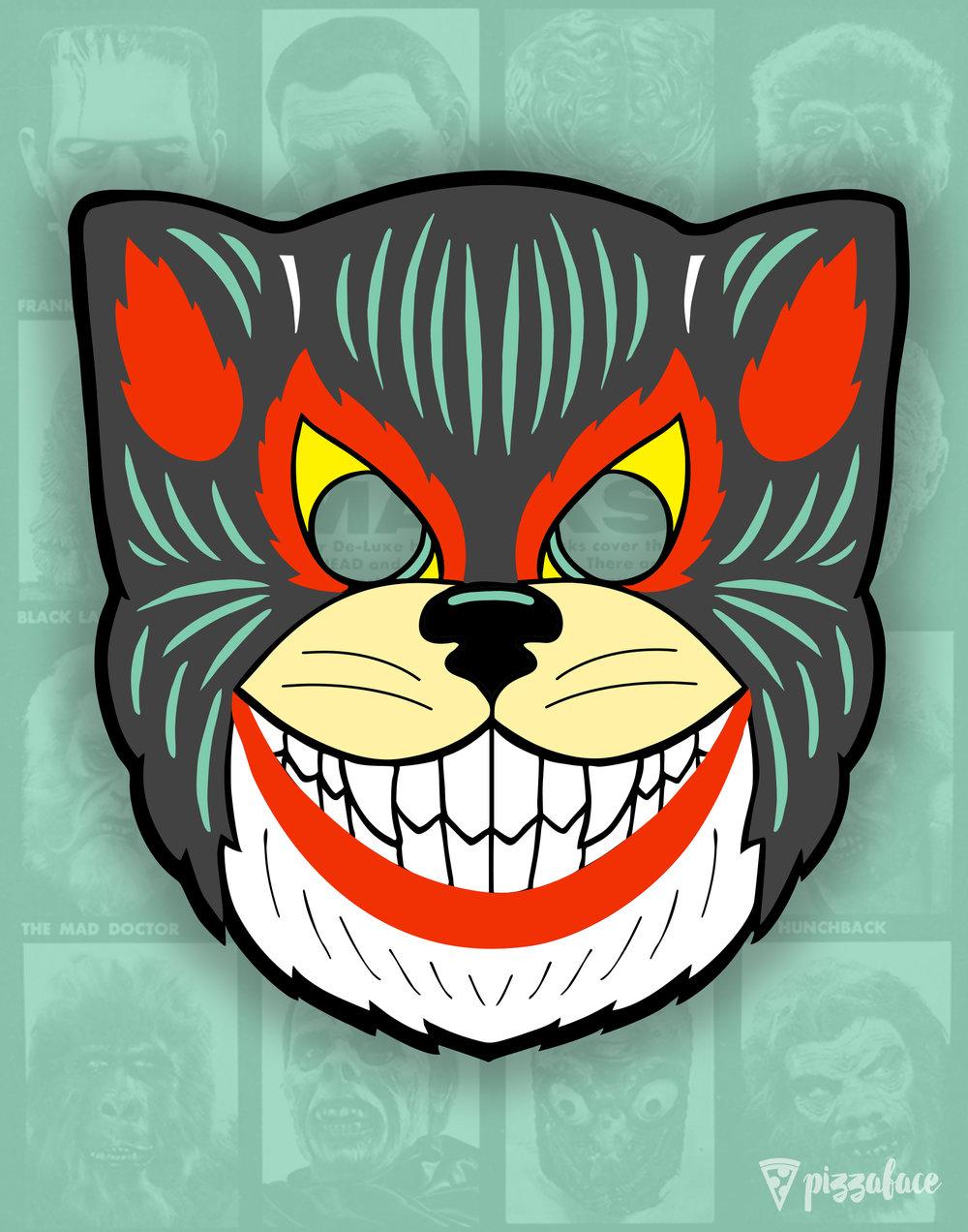 Creepy Kitty (2017)