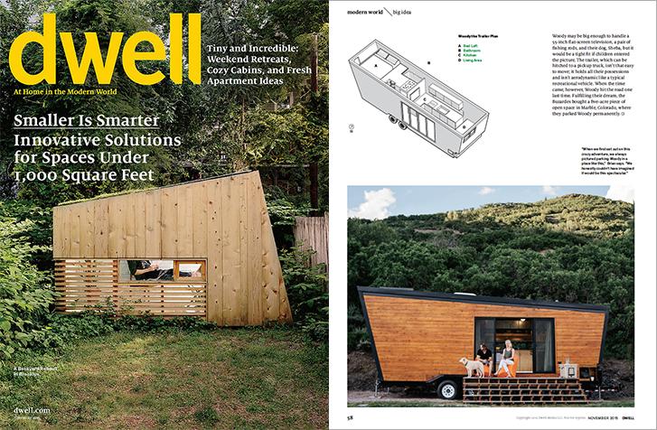 Dwell Magazine - November 2015