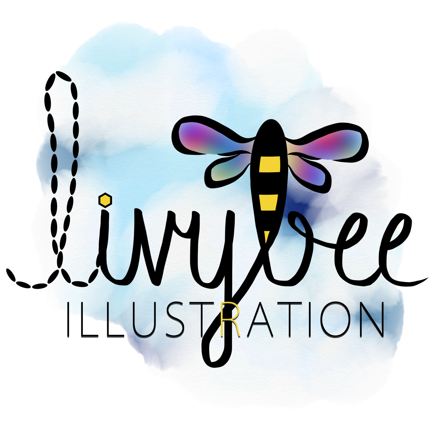 Livy Bee Illustration