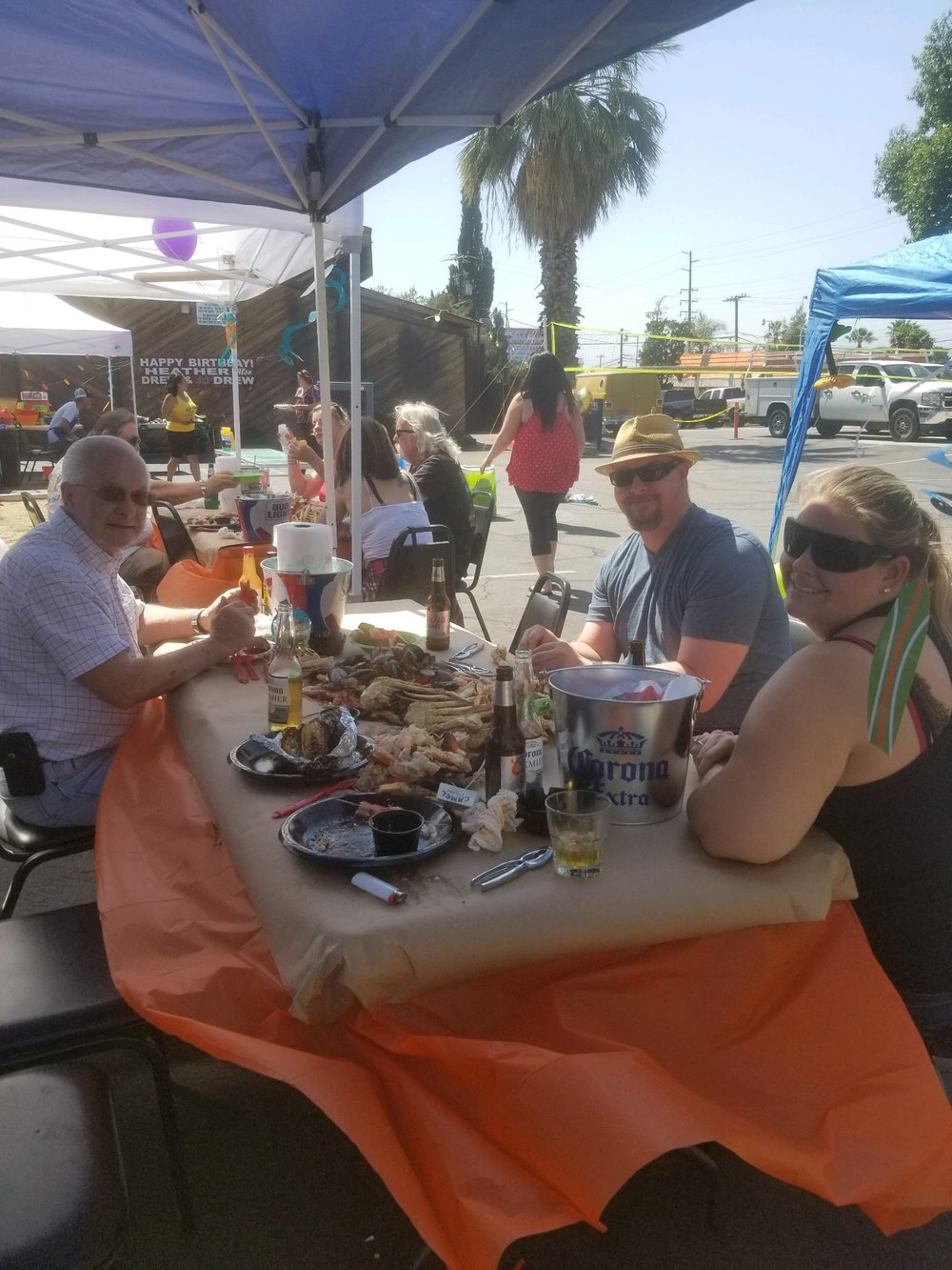 Barnacles Sports Bar Clam Bake 2018