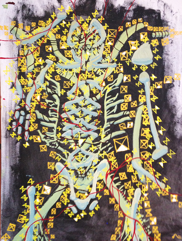 Skeleton (2016)