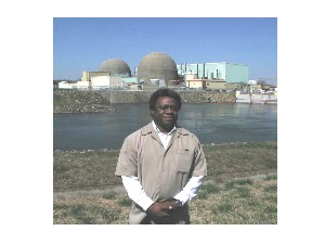 McDonald at North Anna nuclear power plant