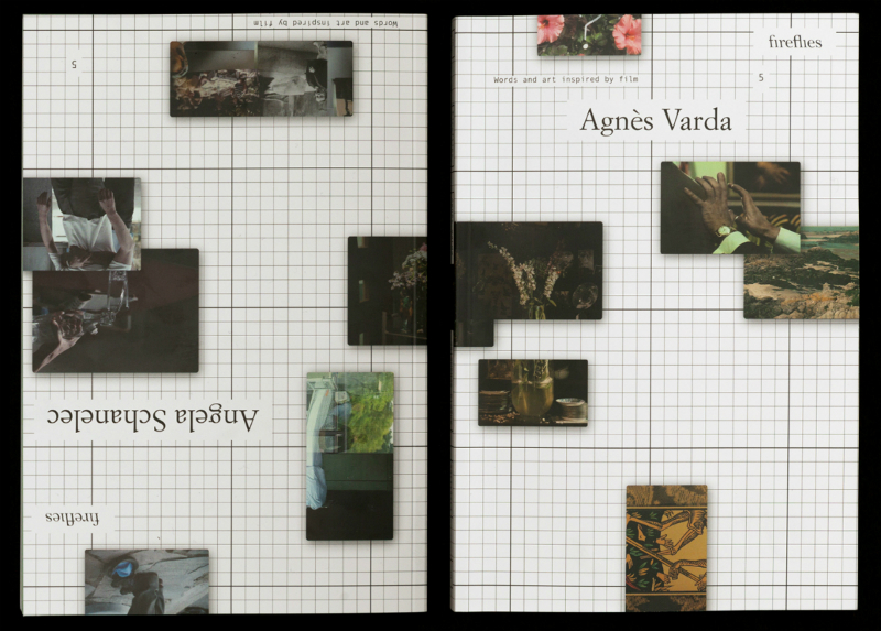 My essay 'Between Waves' - a meditation on Agnes Varda's documentary practice - will appear in the next edition of Fireflies, a beautiful & rigorous international film zine now in it's 5th edition! Pre-order a copy here.