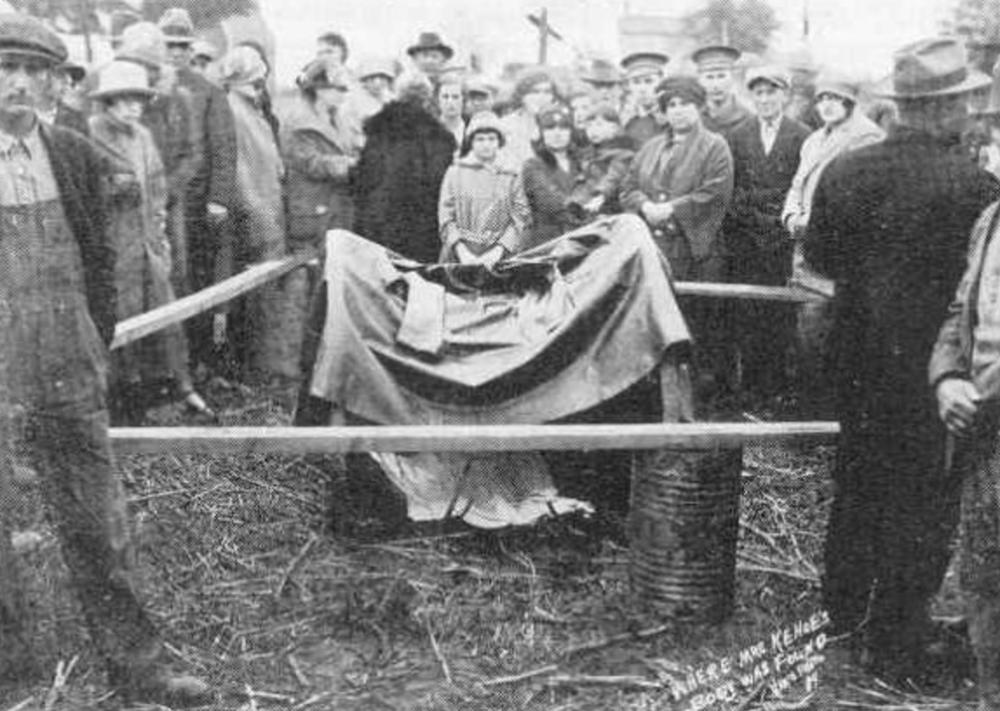 Nellie Keho's Body