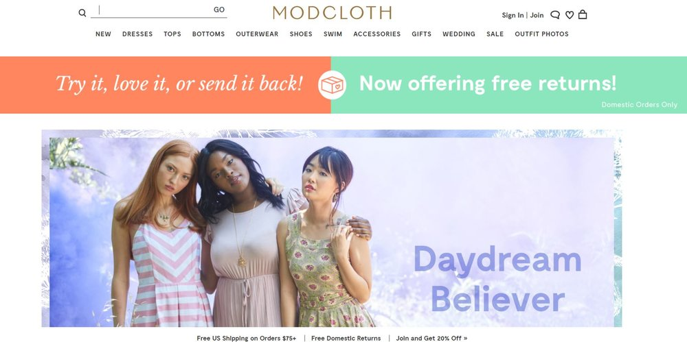 modcloth may 2017 favorites