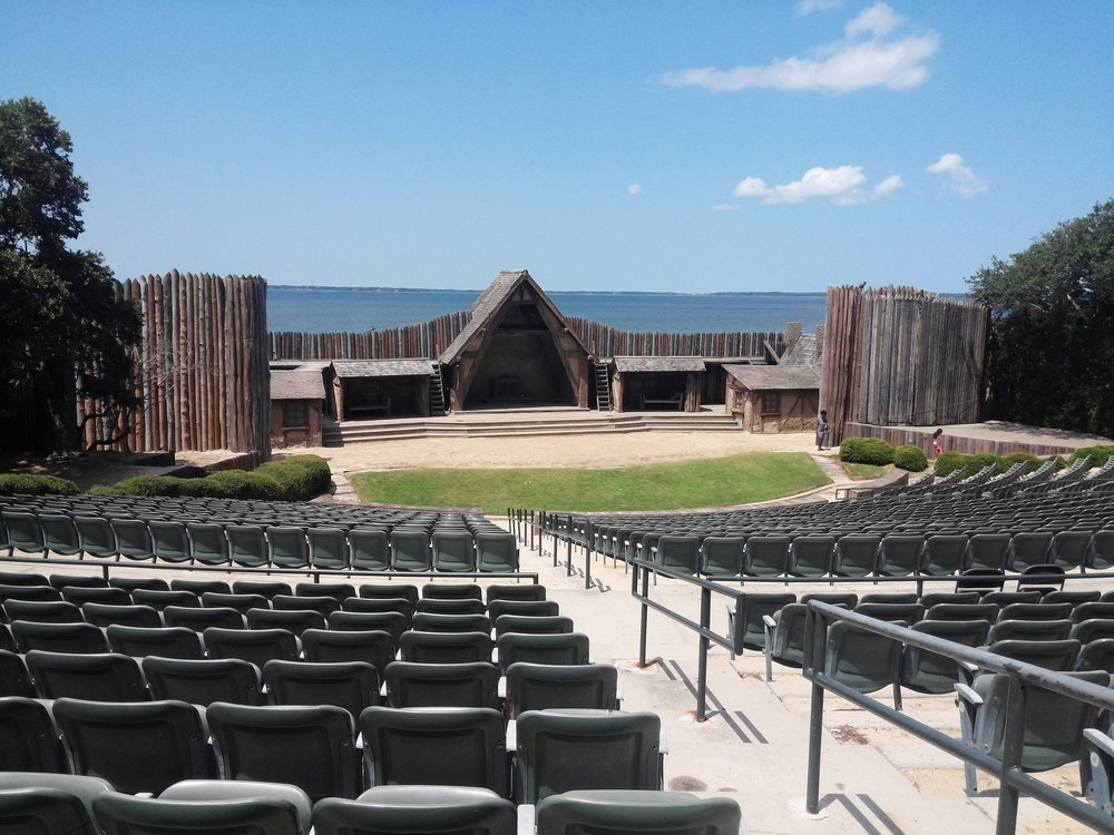 A nice photo of the Waterside Theater that I took in 2015.