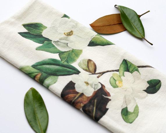 flour sack kitchen towel modern vintage a cheerful life blog
