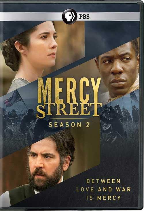 Josh Radnor is amazing in Mercy Street. And hott!