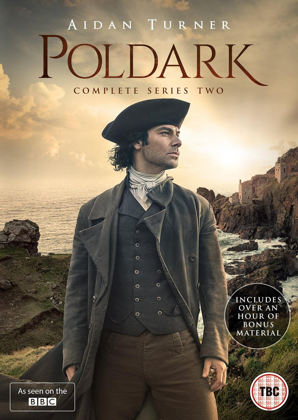 Aiden Turner is amazing in Poldark. And also hott.