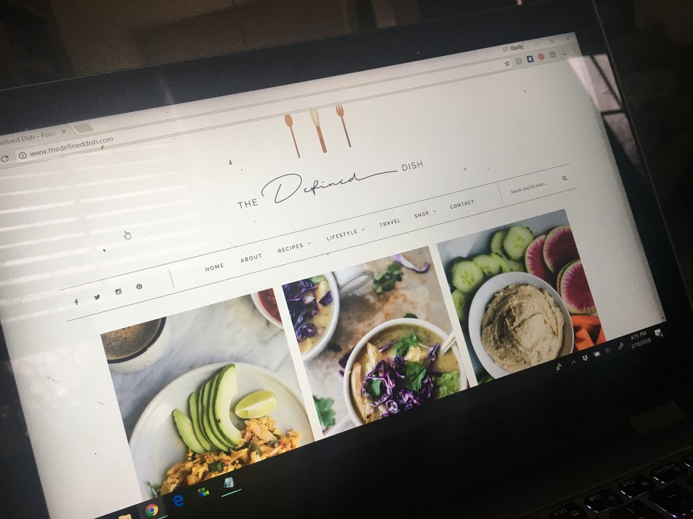 The Defined Dish Blog - full of paleo and Whole30 recipes!