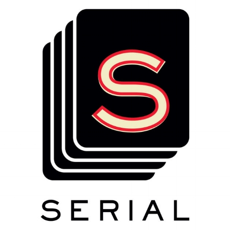 serial logo great true crime podcasts a cheerful life blog