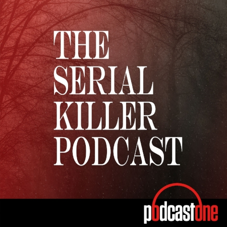 the serial killer podcast logo great true crime podcasts a cheerful life blog