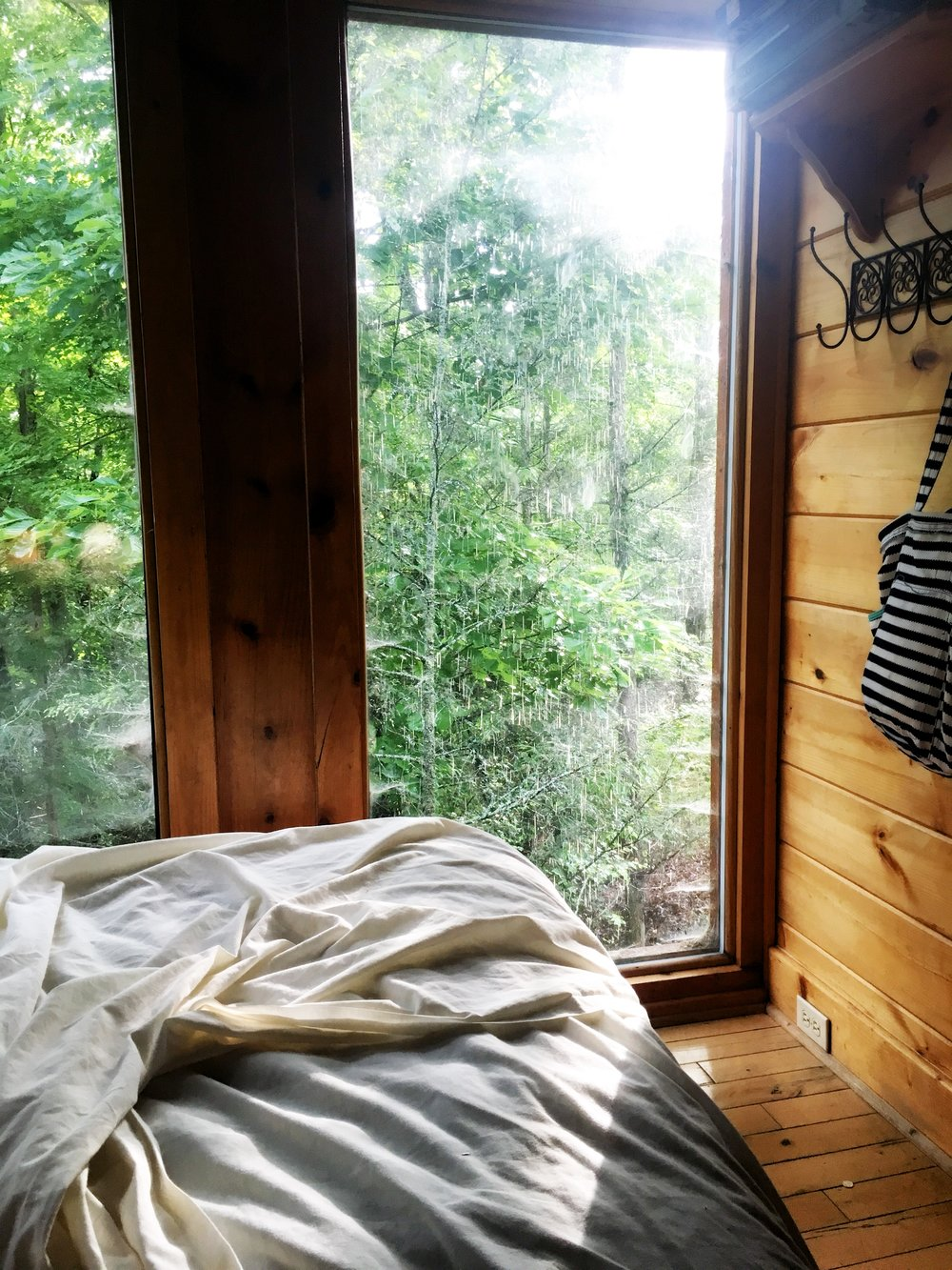 Beautiful Cabin Views