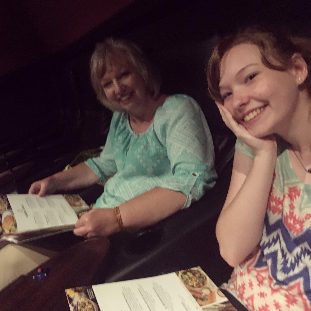 At Movie Tavern