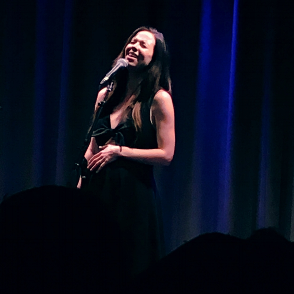 Joy Williams at Ambrose West in West Asheville, North Carolina - June 2018