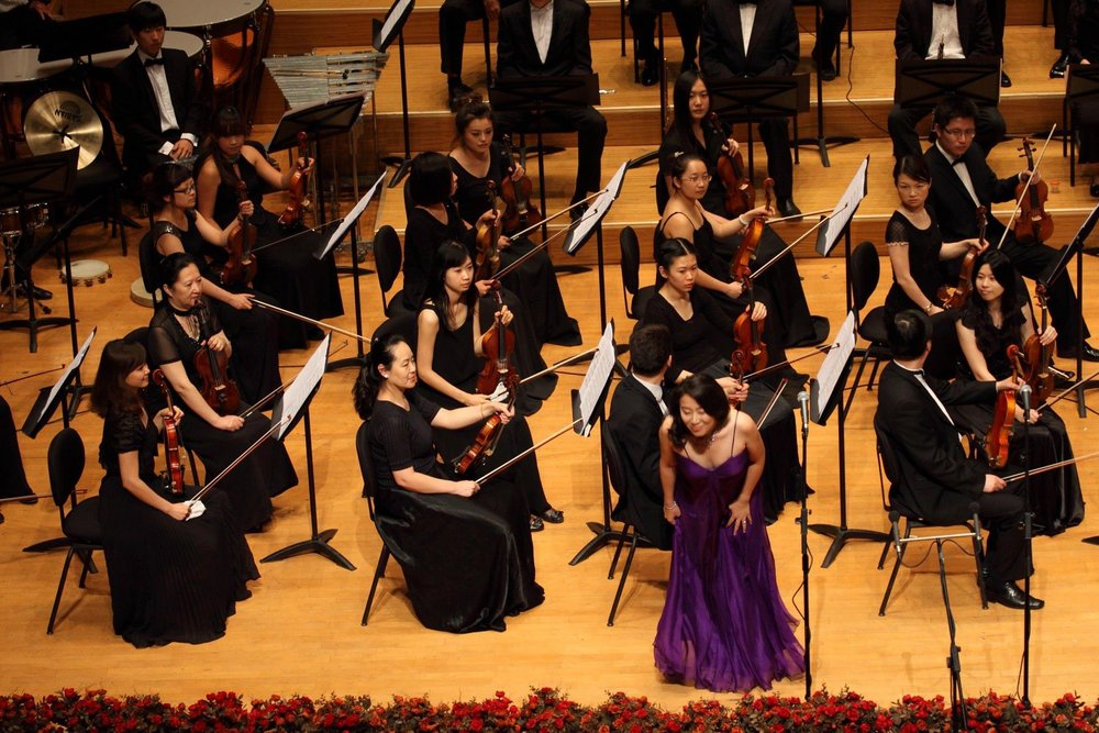 在北京音樂廳