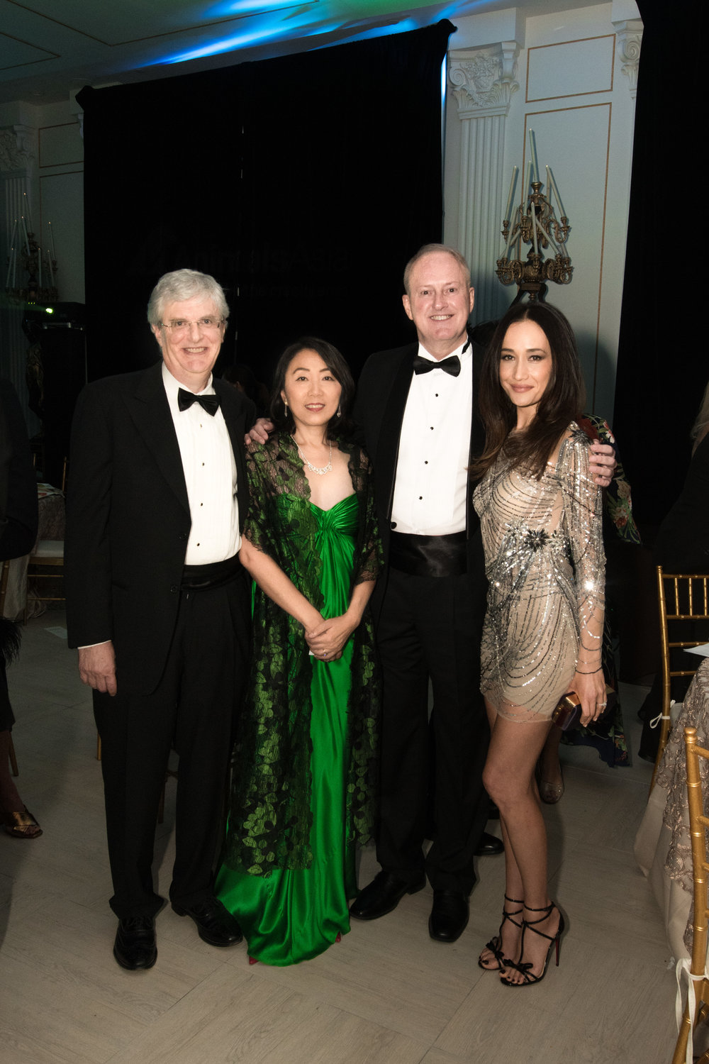 Ying Ying with Maggie Q and producer Rob and husband Paul.jpg