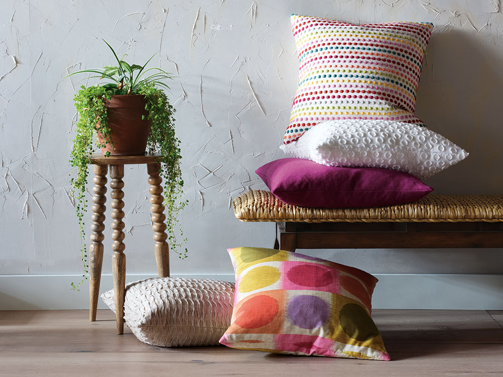 Sarah Montgomery Design Product Design Boho Pillows