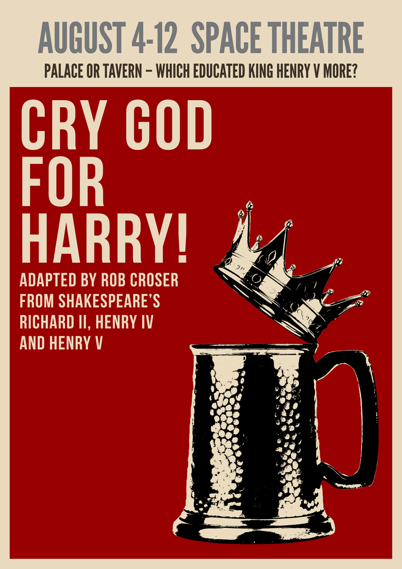 Cry God for Harry!