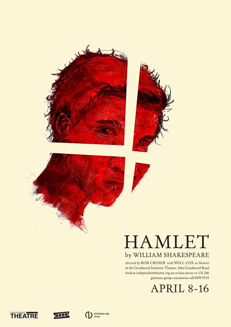 Hamlet poster