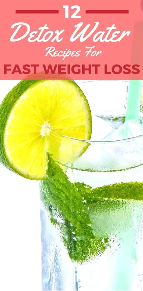 12 detox water recipes for weight loss spice and greens learn how wondering what ingredients to add to your detox water to lose weight gain energy malvernweather Image collections