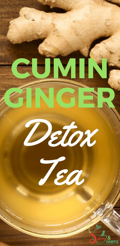 cumin ginger detox tea cumin for weight loss ginger tea recipe for weight loss cumin tea recipe for weightloss
