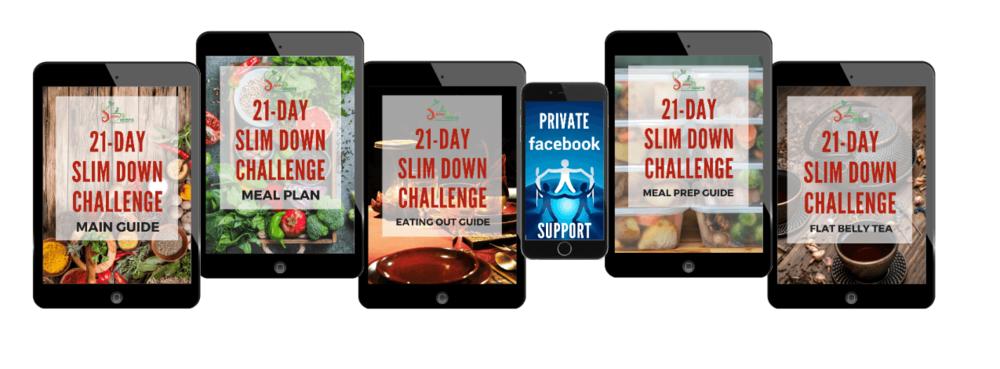 21-Day-slim-down-challenge
