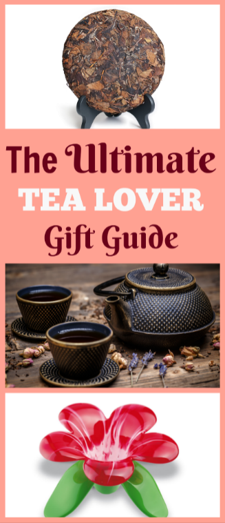 The ultimate unique tea lover gifts great for ideas to design a DIY gift basket.  Perfect for Christmas or other holidays. #teadrinkers #teadrinersgift #tealovergift #christmas #healthyliving