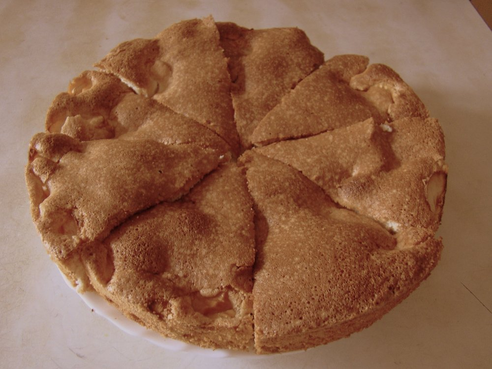 Homemade Apple Pie, Oh so Southern!