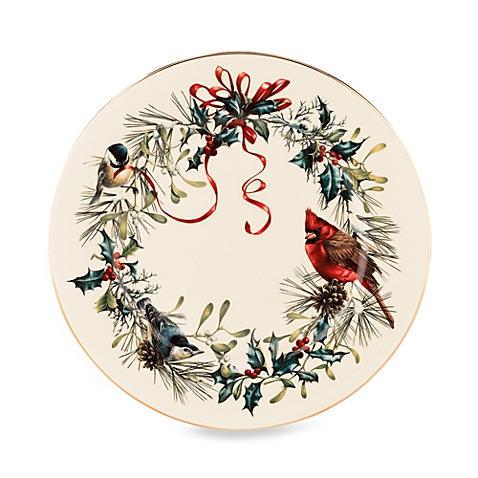 Lenox Winter Greetings Dinner Plate