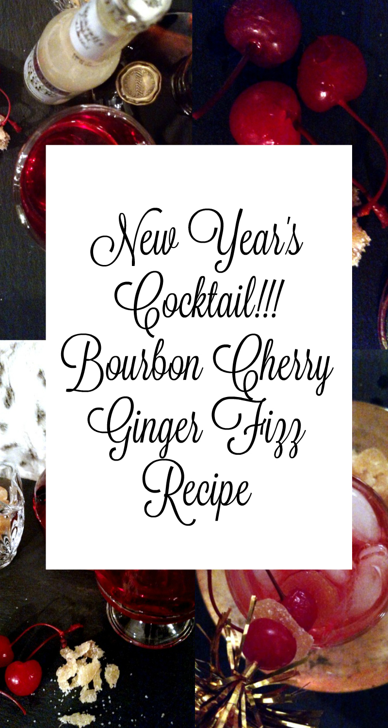 Free New Year's Eve Cocktail Recipe