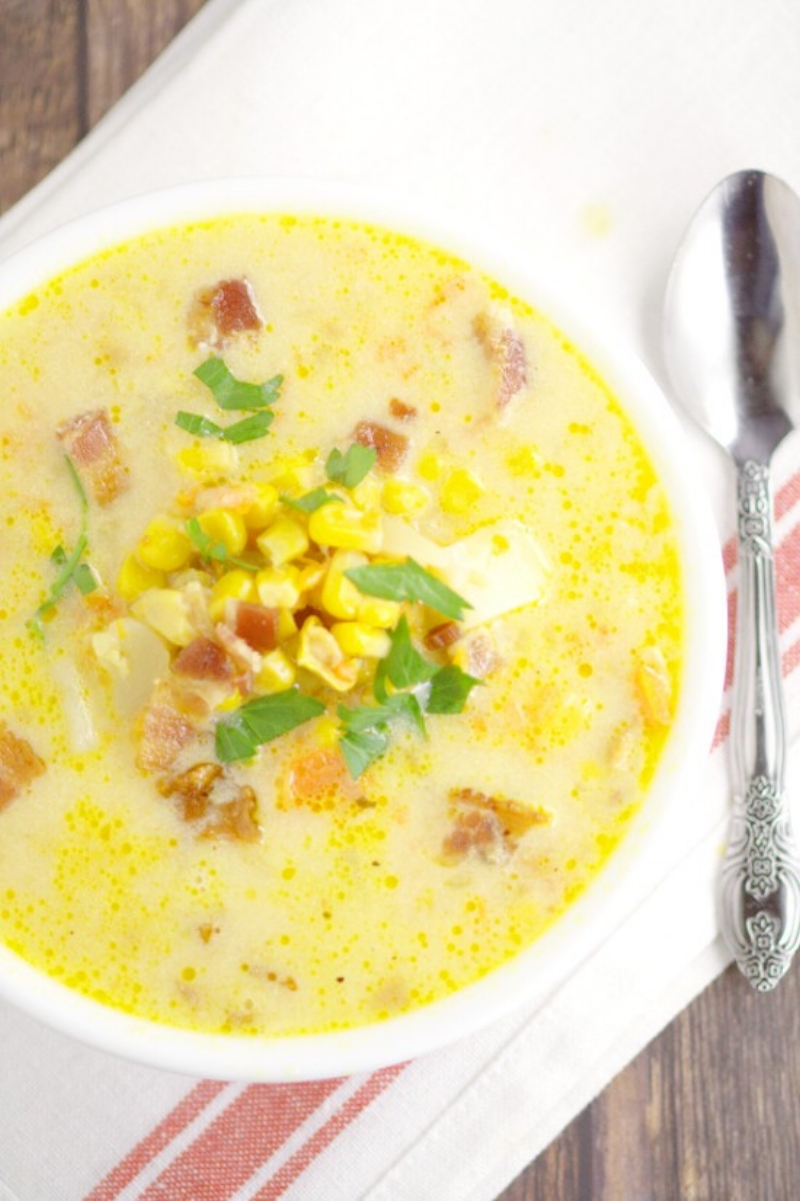 Southern Corn Chowder from thegraciouswife.com