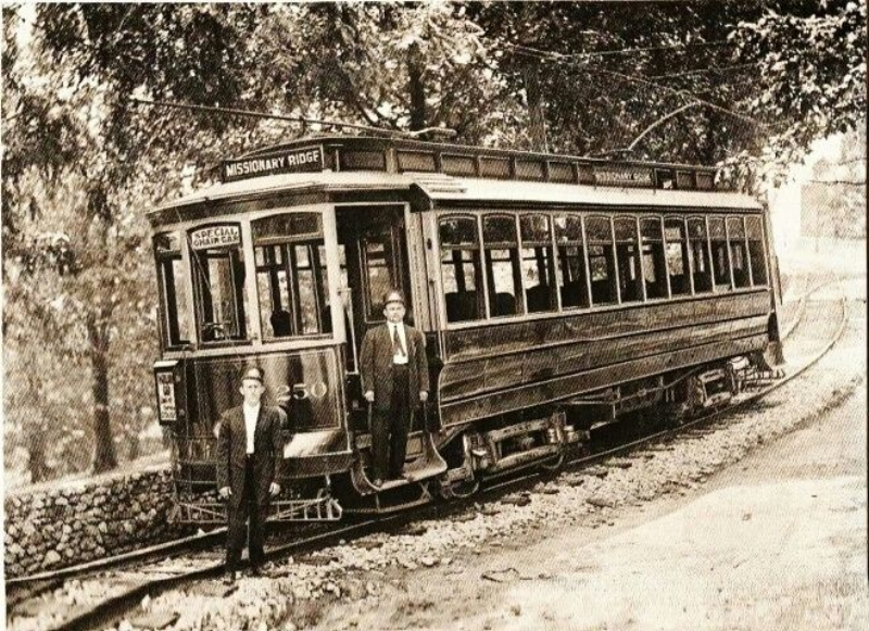 Missionary Ridge Cable Car
